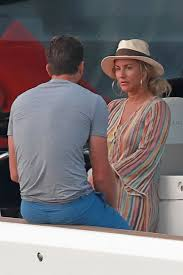 A lawyer for her family said flack had taken her own life. Caroline Flack Looks Furious And Tense With Boyfriend Lewis Burton On Luxurious Yacht Mirror Online