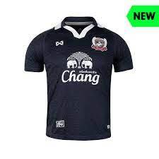 เสื้อสุพรรณบุรีเอฟซี 2020 ชุดเหย้า สีกรม ของแท้จากสโมสร Suphanburi FC