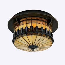 for the quoizel bergamo craftsman mission 2 light outdoor ceiling fixture from the autumn ridge collection and save
