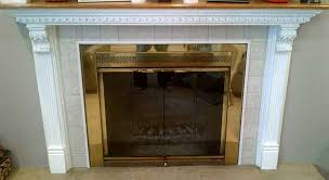 gas fireplace covers