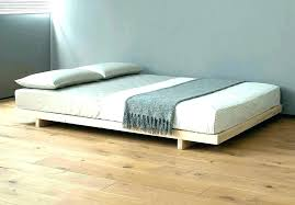 Floor Level Bed Frame Build Platform Bed Frames Near Me – Tagilka.info