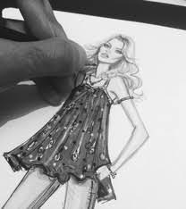Fashion Illustration Love Hayden Williams Peace Style Love