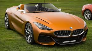 2018 bmw orange. delighful orange 2018 bmw z4 concept reveal intended bmw orange m