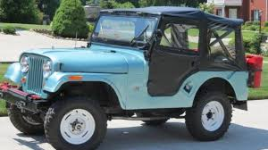 Decoding Jeep Cj Vin Numbers 1955 1971 Jeep Cj 5 Cj 6