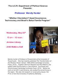 Professor Wendy Hunter