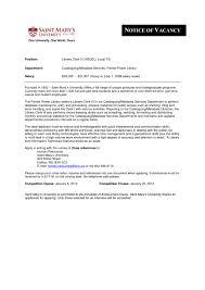 Cover Letter For Library Clerk Ozil Almanoof In Cover Letter