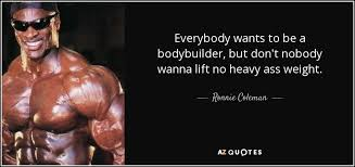 Bodybuilding Motivational Quotes Amazing TOP 48 QUOTES BY RONNIE COLEMAN AZ Quotes