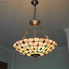 21 inch retro tiffany pendant lights
