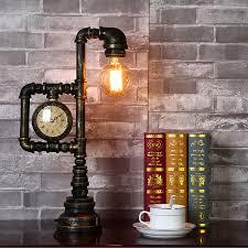 <b>Vintage Industrial Lighting Loft</b> E27 Metal Edison Desk Lamps ...