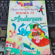 Truyện cổ tích thế giới hay nhất - Truyện cổ Anderse (trọn bộ 3 quyển) - Truyện  cổ tích