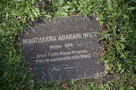 Magdalena Abakanowicz – Manus (Hand-like Trees Series) – React ...
