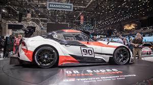 Toyota Supra returns as Gazoo Racing motorsport concept - Roadshow