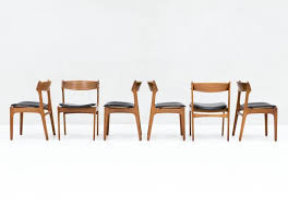 teak dining room furniture indoor set 6 model 49 dining chairs in teak by erik buch teak dining room furniture indoor teak dining room furniture
