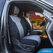 rear tailored seat covers for gmc siera