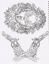 эскизы от El Toro German Hammer татуировки Tattoo