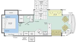 >winnebago floor plans native carpet winnebago journey 36em floorplan