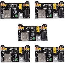 HiLetgo 5pcs 3.3V 5V Power Supply Module for ... - Amazon.com
