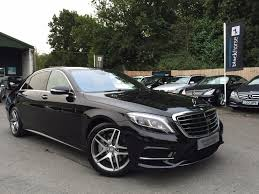 Used 2015 Mercedes-Benz S Class S 350 D L AMG Line-£40160 WORTH OF ...