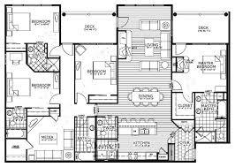 4 Bedroom Condo Plans   Breckenridge BlueSky Condos Floor Plans!!