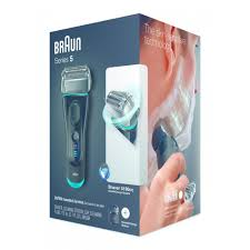 braun series 5 5190cc 20 mail in rebate available men s electric foil shaver with clean charge system wet and dry pop up precision trimmer