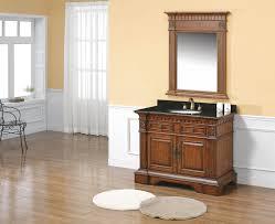 White Wood Bathroom Vanity Bathroom Vanities With Tops Single Sink Bathroom Vanities