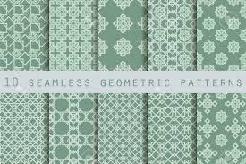 Patroon Behang Naadloze Kleurrijke Patroon Behang Voor Plakboeken