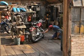 Enamour Motorcycle And Images About Shop Ideas On Pinterest Motorcycle  Along in Motorcycle Garage