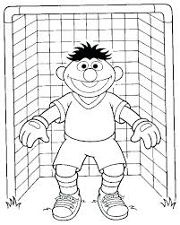 Coloring Pages Soccer Player Best Coloring Pages 2018