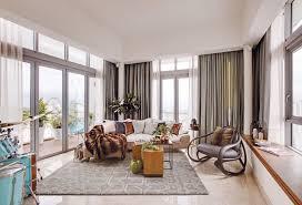 Roof Terrace Design Ideas Singapore Home Tour A Penthouse With A Tropical Flair Singapore Tatler