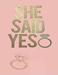 She Said Yes Basic Wedding Planner For Budget Savvy