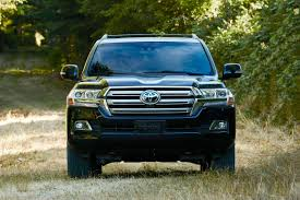 2017 Toyota Land Cruiser 4dr SUV 4WD (5.7L 8cyl 8A) Specifications ...
