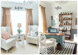 dining room and office. Diy Office Space. Wow, I Turned My Tiny Dining Room Into A Dedicated And Z