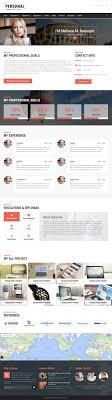 5 Best Responsive Wordpress Resume And Cv Templates In 2014
