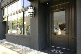 business glass front door. Front Door Repair Glass Shower Frosted Doors Wonderful Business .