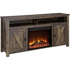 fake fireplace entertainment