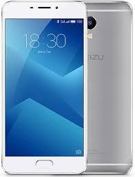 Мобильный <b>телефон Meizu</b> M5 <b>Note</b> 16GB (серебристо-белый)
