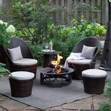 moroccan patio furniture. Moroccan Patio Furniture New Have To It Coral Coast Layton Wicker Outdoor Fire Pit Chat