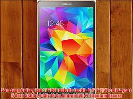 Samsung Galaxy Tab S T700 Tablette ...