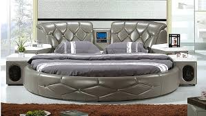 king size circle bed round dimensions
