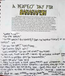 a perfect day for bananafish essays a perfect day for bananafish theme analysis essays