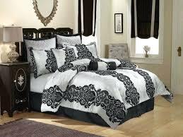 black and gray comforter sets king bedroom set black and white full size bedding sets black black and gray comforter sets king