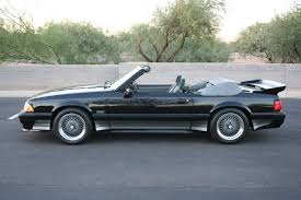1988 CONVERTIBLE (88-0516) OFFERED ON eBay | Saleen Owners and ...