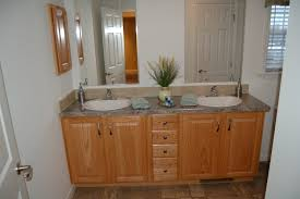 Oak Bathroom Furniture Raya Furniture - Oak bathroom vanity cabinets