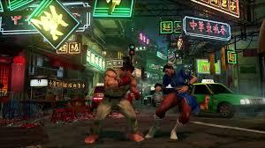 street fighter v a preliminary thread
