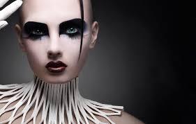 avant garde creative makeup course