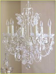 white shabby chic chandeliers home design ideas
