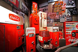 Vending Machine Outlet Mesmerizing Vintage Vending Machines The CocaCola Company