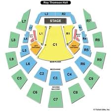 Roy Thomson Hall Map Related Keywords Suggestions Roy