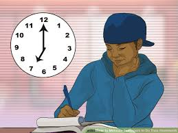 Ways to Motivate Teenagers to Do Their Homework   wikiHow wikiHow