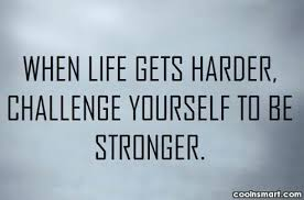 Life Challenges Quotes Delectable Elegant Quotes About Life Challenges For Challenge Quote When Life